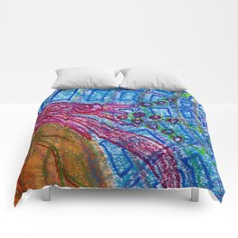 Abstract 37 Comforters