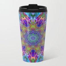 amazing mandala 28 Metal Travel Mug