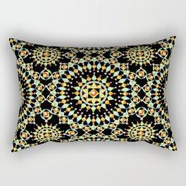 Bijoux Mandala Rectangular Pillow