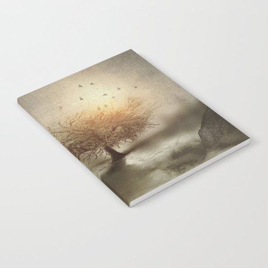 Lone Tree Love IV Notebook