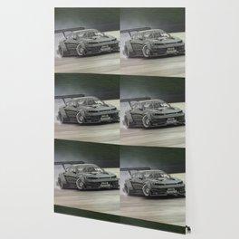 Drifting Car II Wallpaper