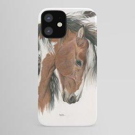 Spirit of the Horse iPhone Case