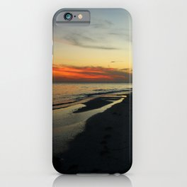 Evening Redness iPhone Case