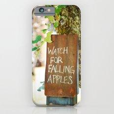 Falling Apples iPhone 6s Slim Case