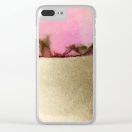 A Serene Life 1A - by Kathy Morton Stanion Clear iPhone Case