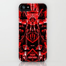 BOT1 iPhone Case