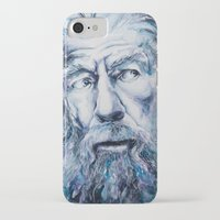 courage iPhone & iPod Cases featuring Courage by Maria Bruggeman