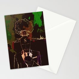 21st Century Schizoid Man Stationery Cards