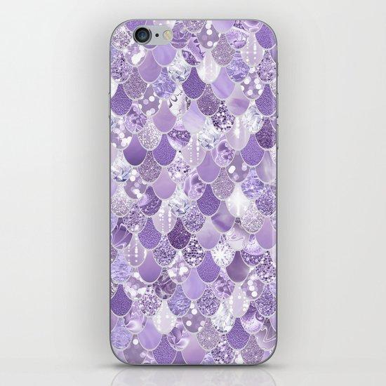 Mermaid Art, Cute Purple, Fun Bathroom Art by meganmorrisart