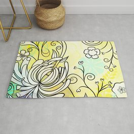 Lovely March Day Rug