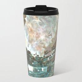 Aqua Space Shipyard Travel Mug