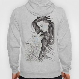 Witch Wolf Hoody