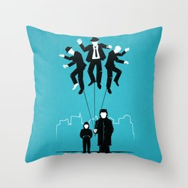 Because it's Cool. Throw Pillow