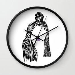 Hair Love Wall Clock