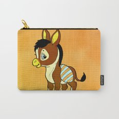 Childhood Donkey Carry-All Pouch