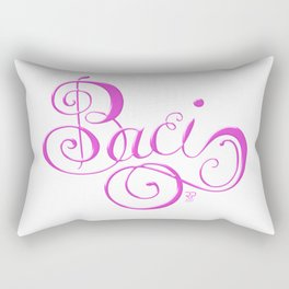 """Baci"" Rectangular Pillow"