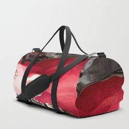 Ruby between the Rocks Duffle Bag