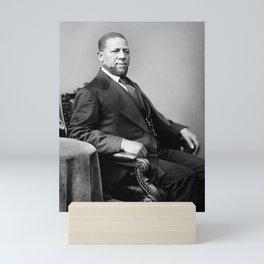 Senator Hiram Rhodes Revels Portrait Mini Art Print