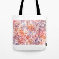 sprinkles Tote Bags featuring Sprinkles by Flavia Dacol