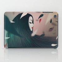 pocahontas iPad Cases featuring Pocahontas by Seventy Two Studio