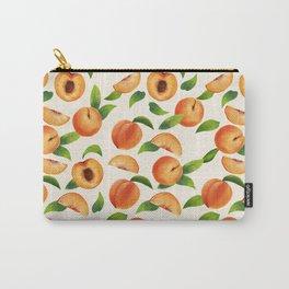 Peachy Peaches Carry-All Pouch