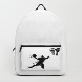 Slam dunk Basketballer Backpack