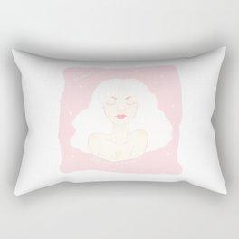 Beautiful like a unicorn Rectangular Pillow