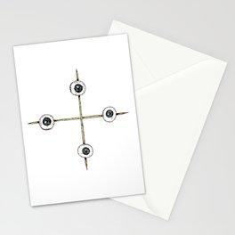 Sacrificed Eyes Stationery Cards