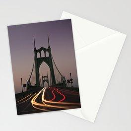 St. Johns Bridge Stationery Cards