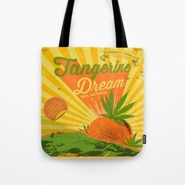 TANGERINE DREAM Tote Bag