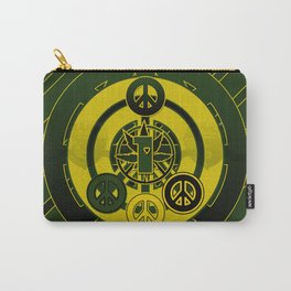 One Love (Green) Carry-All Pouch