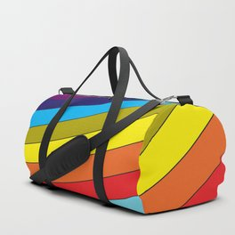 Color in the Lines Duffle Bag