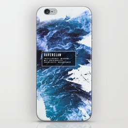 Ravenclaw Nature iPhone Skin