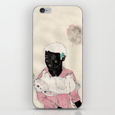 Lucky-Girly you iPhone & iPod Skin