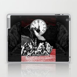 Two Minutes To Midnight Laptop & iPad Skin