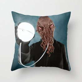 Ood (Doctor Who) Throw Pillow