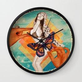 Sensasian I: Possess Wall Clock