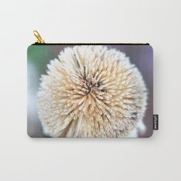 Flower | Flowers | Seed Pod Sphere | Nadia Bonello Carry-All Pouch