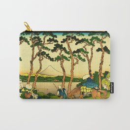 Hodogaya Station on the Tokaido Road Carry-All Pouch