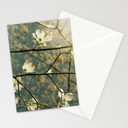 Spring tapestry Stationery Cards