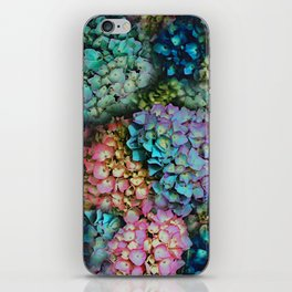 Hydrangeas iPhone Skin