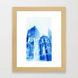 Crystal Cathedral Framed Art Print