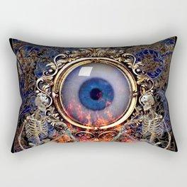 The All Seeing Eye Rectangular Pillow