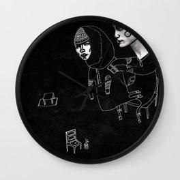 massage Wall Clock