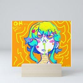 Migraine Mini Art Print