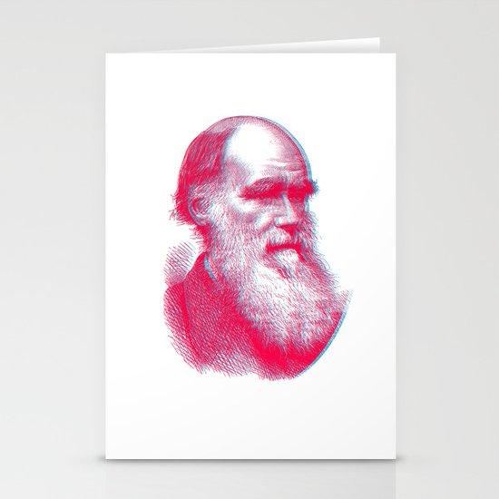 Charles Darwin Stationery Cards