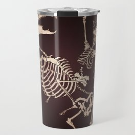 Skeleton Shock Rock Travel Mug