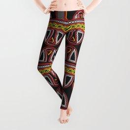 Atoghu Cloth Leggings