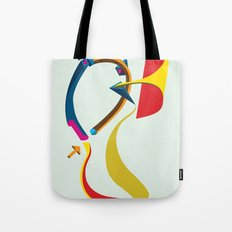 Slides Tote Bag