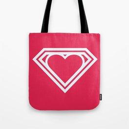 Superlove Tote Bag